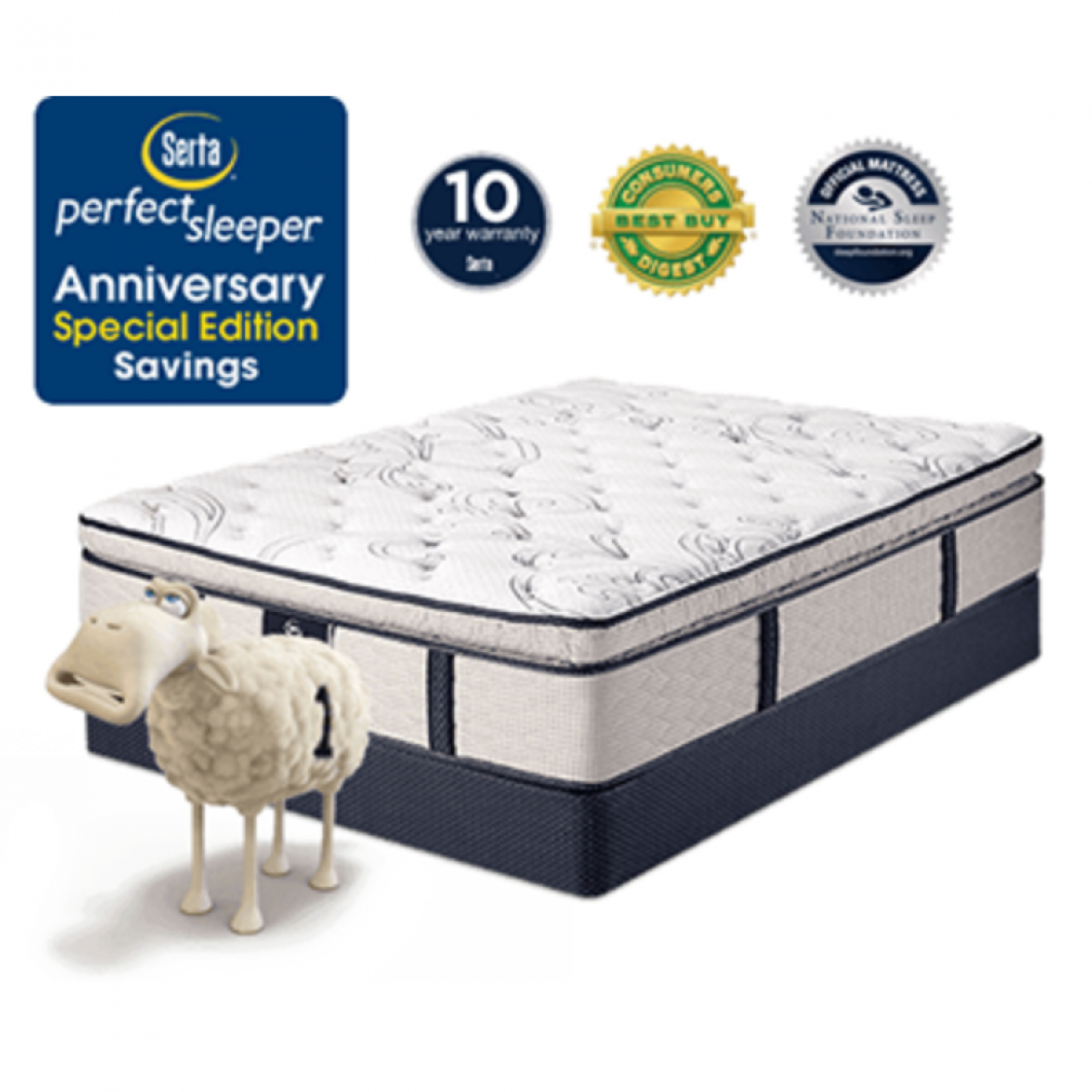 Serta® Perfect Sleeper®