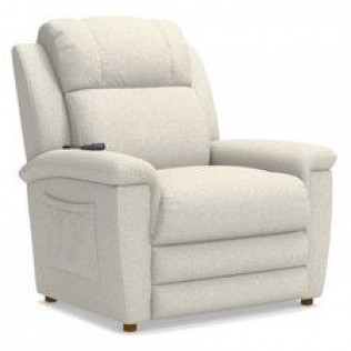 Clayton Gold Power Lift Recliner with Massage and Heat