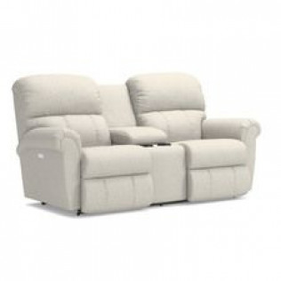 Briggs Power Reclining Loveseat with Console