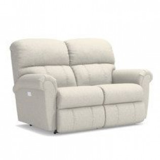 Briggs Power Reclining Loveseat with Headrest