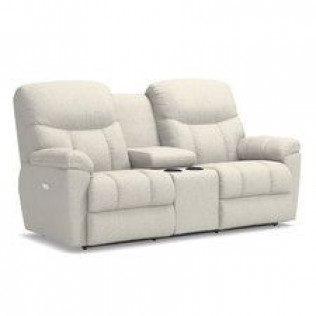 Morrison Power Reclining Loveseat with Console
