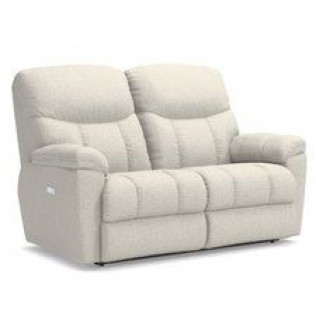 Morrison Power Reclining Loveseat with Headrest
