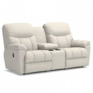 Morrison Reclining Loveseat with Console